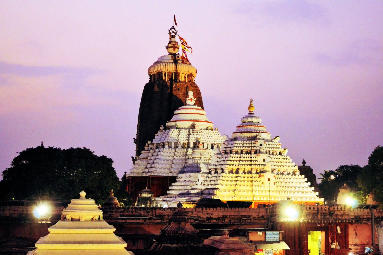 Temple in Odisha, India.